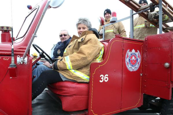 Bluff Fire Brigade marks 125 years