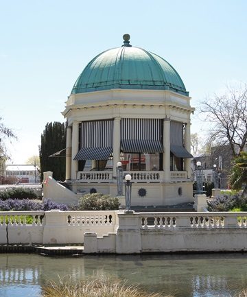 band rotunda