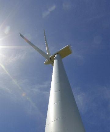 Brooklyn turbine