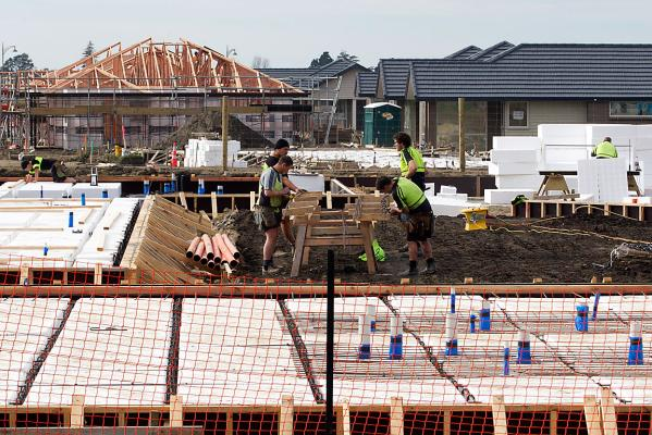 New Rangiora houses