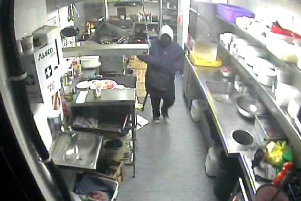 Snafu Bar CCTV footage