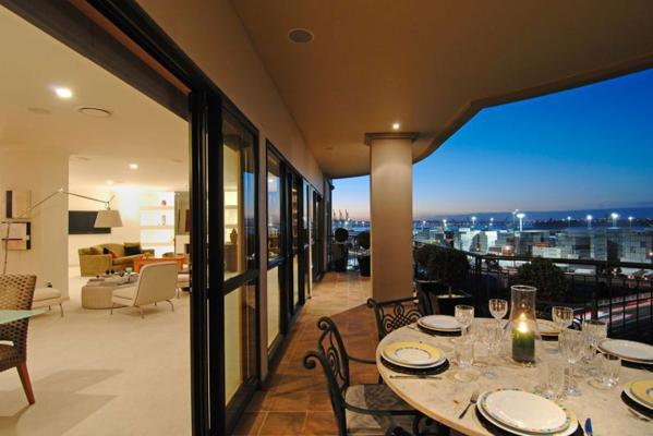 Open homes: Penthouses