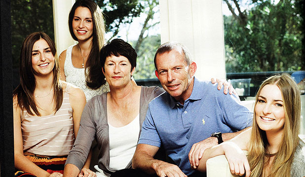 Abbott family