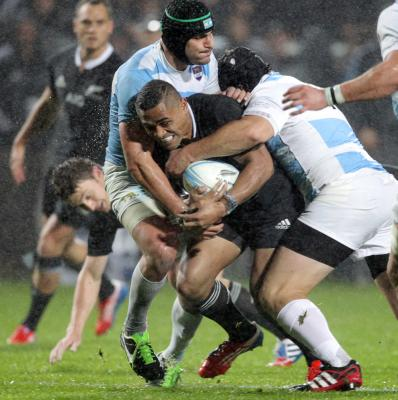 All Blacks v Argentina