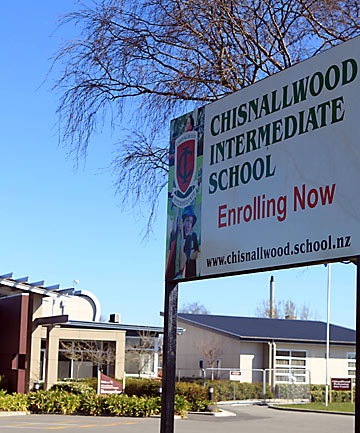Chisnallwood Intermediate