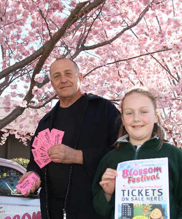 Martin McPherson and daughter Sophie-May
