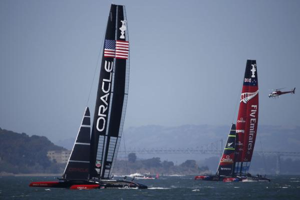 America's Cup gallery