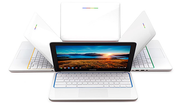 Google's HP Chromebook 11