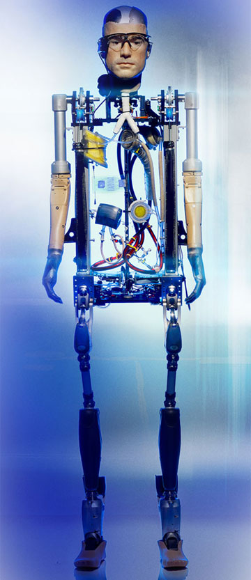The Incredible Bionic Man