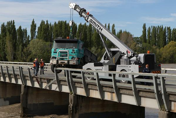 Waimakariri River crash