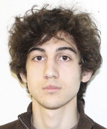 CHARGED: Dzhokhar Tsarnaev.