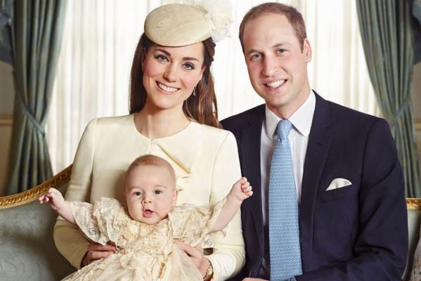 Royal Christening