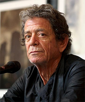 LEGEND: Lou Reed was an influential musician who helped shape rock music for nearly 50 years.