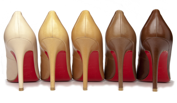 Louboutin reinvents the nude shoe | Stuff.co.nz