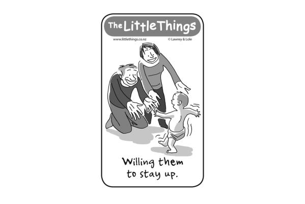 Friday, November 1: Willing them