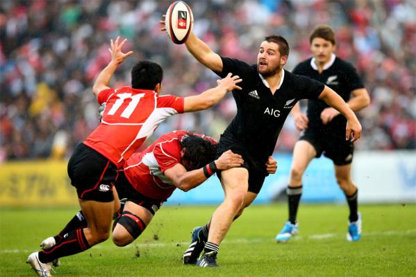 All Blacks v Japan gallery