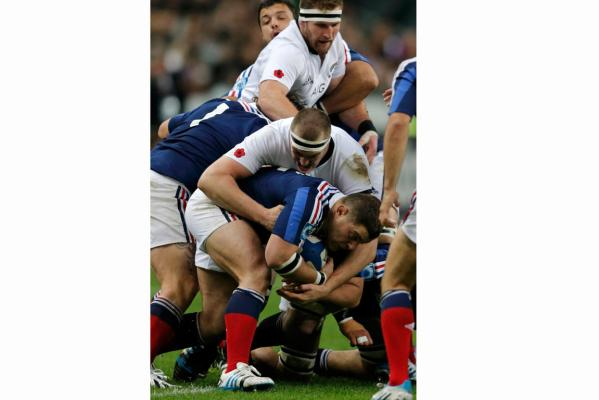All Blacks v France: November 10