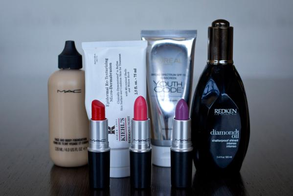 Beauty Bag: Anna Reeve