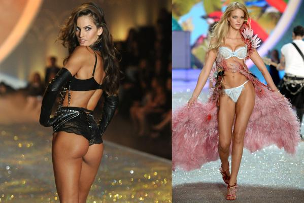 In Pictures: Victoria's Secret Fashion Show