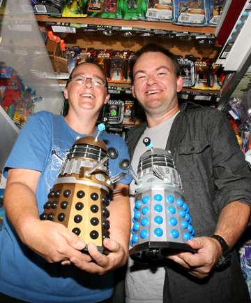 Dalek Lovers