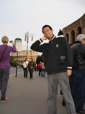 Colosseum Elbow rest