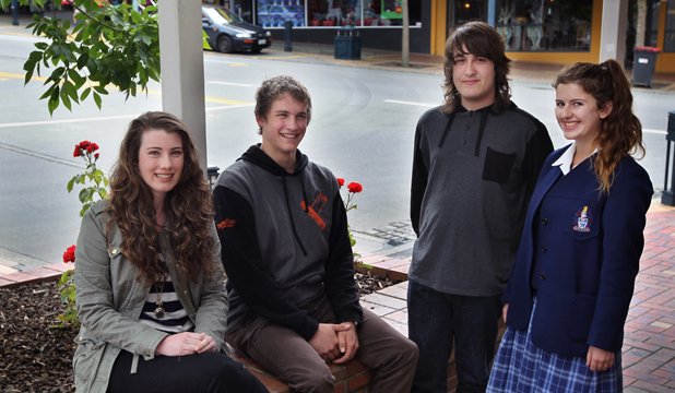 timaru french students