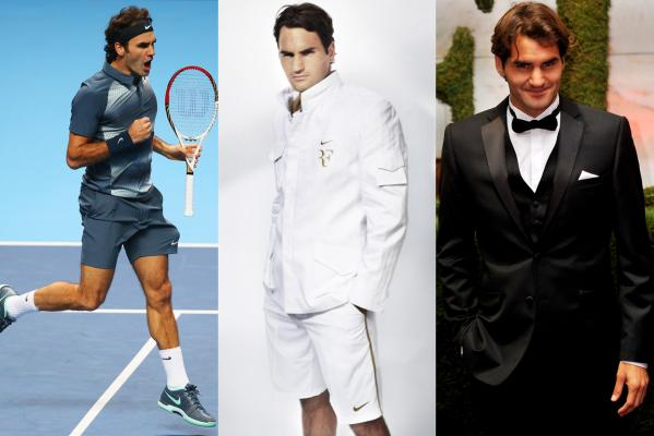 Most stylish tennis stars