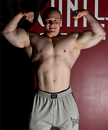bodybuilder kagan orton