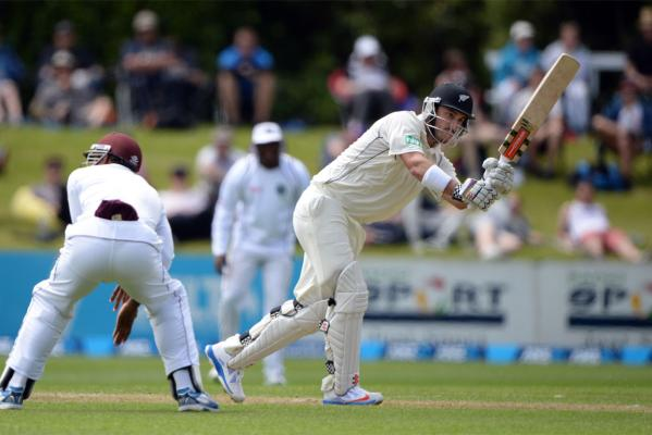Black Caps v West Indies - first test
