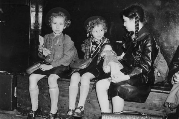 Kindertransport 75th anniversary