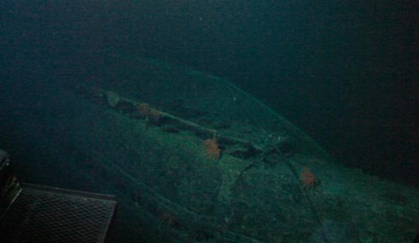 Japanese submarine