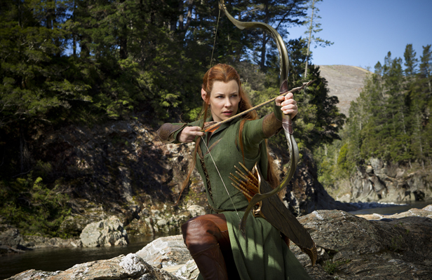 Hobbit elves and courting controversy