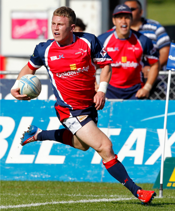 Tasman Makos wing Mitchell Scott