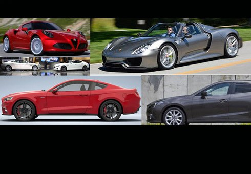 Great cars for 2014