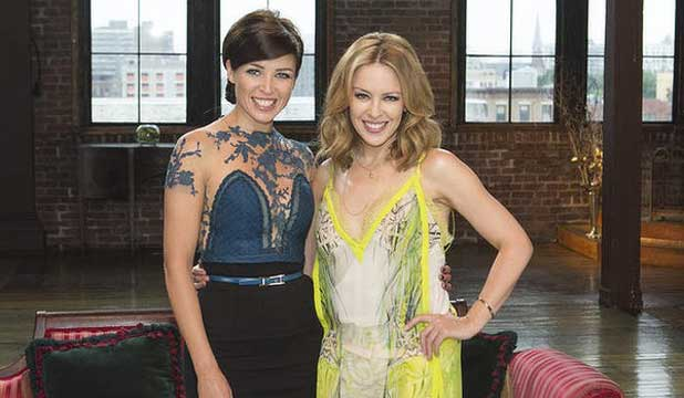 Dannii and Kylie Minogue