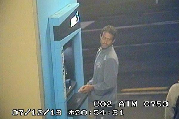 CCTV footage Paul Ar
