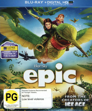 Blu-ray review: Epic