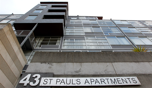 St Pauls Apartments