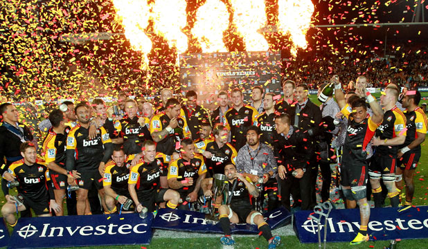 Super Rugby, Chiefs