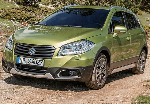 Suzuki hatches a crossover