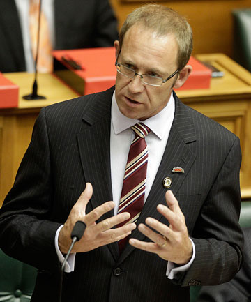 Labour MP Andrew Little