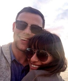 LEA MICHELE AND CORY MONTEITH: Thank you all for helping me through this time with your enormous love & support. Cory will forever be in my heart, Michele tweeted.