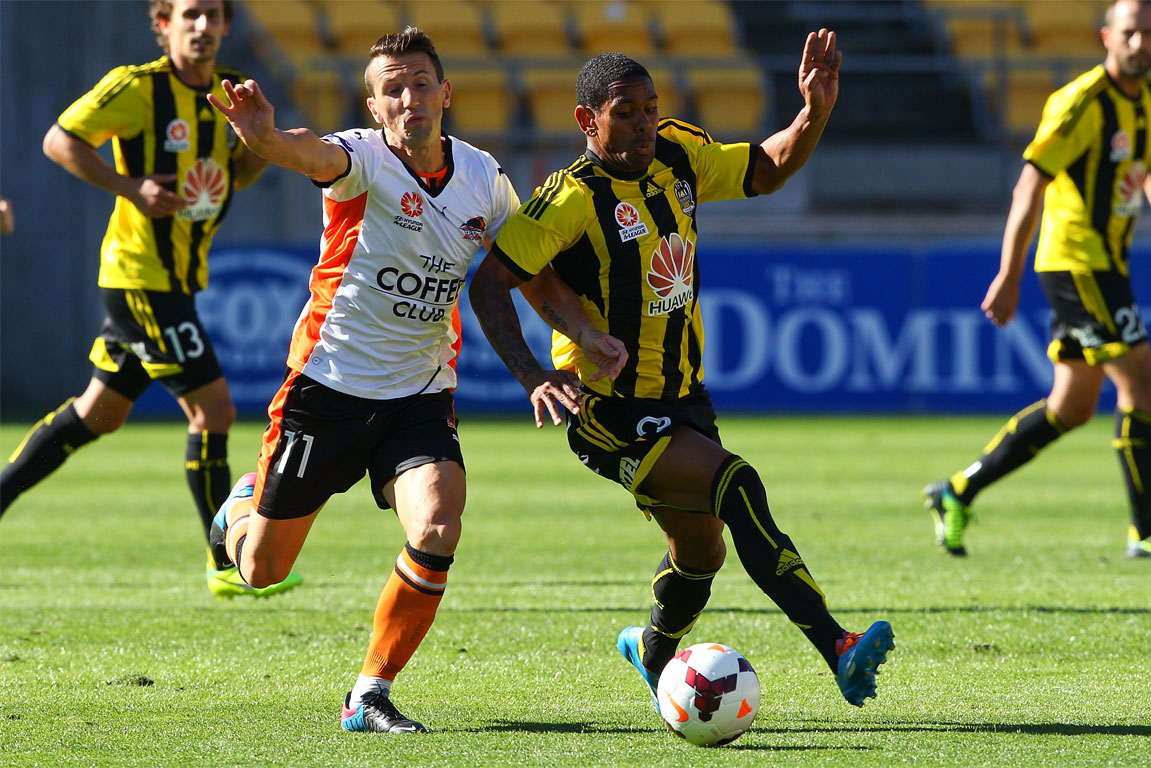 Wellington Phoenix gallery 2014