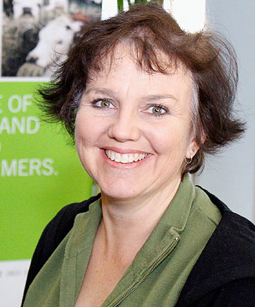 Lynda Murchison is Federated Farmers North Canterbury's new provincial president.