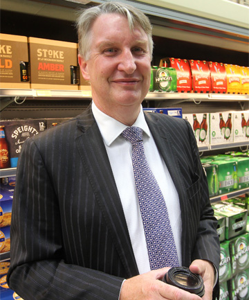 Foodstuffs South Island chief executive Steve Anderson