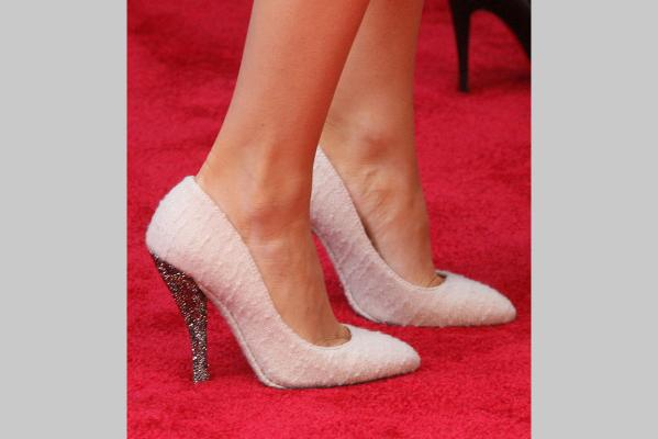 The Red Carpet Shoes That
