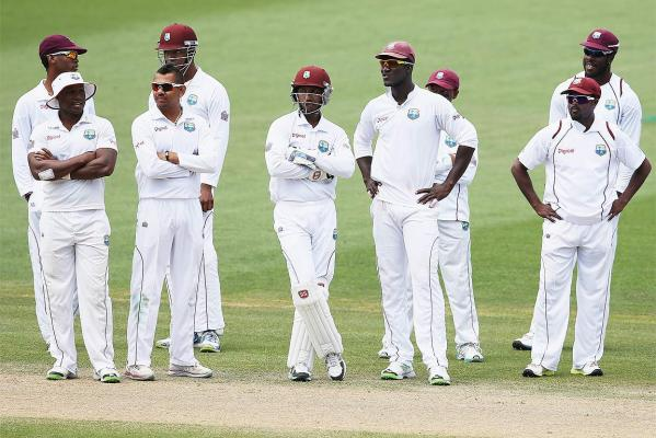 Black Caps vs West Indies third test