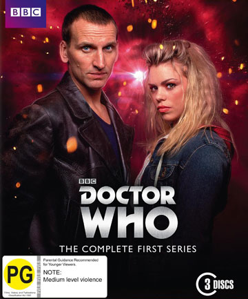 Blu-ray review: Doctor Who - Series 1