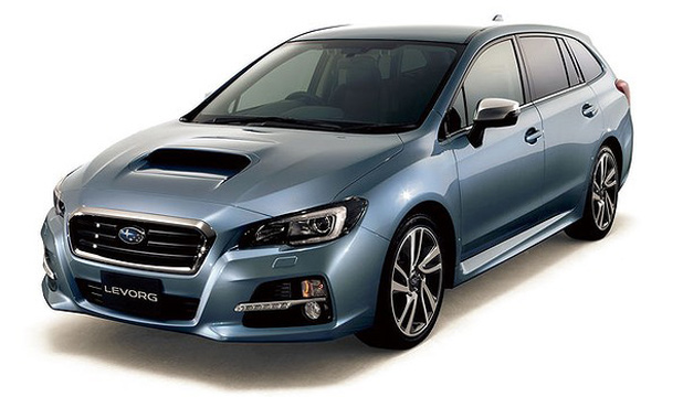 Subaru is planning on creating an STI version of its Levorg.