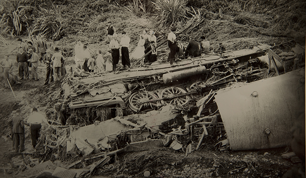 Tangiwai train crash